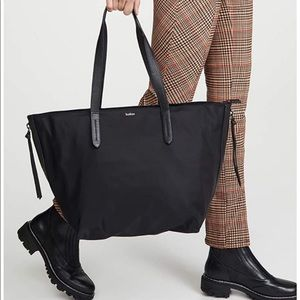 Botkier bond tote bag- with decorative zippers